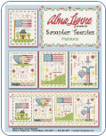 Patriotic Sampler Teenies
