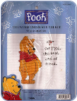 P is for Pooh Cross Stitch Kit