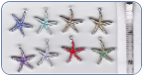 Star Fish Charm (SKU: StarFishCharm)