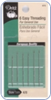 Embroidery Needles Size 04-08 - Dritz