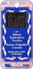 Ribbon Embroidery Needles Size 4-8 - Dritz