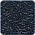 MH00081*Glass Seed Beads -Jet (SKU: MH00081)
