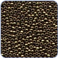 MH00221*Glass Seed Beads -Bronze (SKU: MH00221)