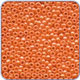 MH00423*Glass Seed Beads -Tangerine (SKU: MH00423)