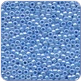 MH02007*Glass Seed Beads - Satin Blue (SKU: MH02007)