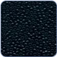 MH02014*Glass Seed Beads -Black (SKU: MH02014)