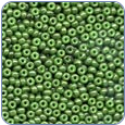 MH02055*Glass Seed Beads -Brilliant Green (SKU: MH02055)