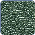 MH03007*Antique Glass Seed Beads - Silver Moon (SKU: MH03007)
