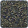 MH03012*Antique Glass Seed Beads -Autumn Heather (SKU: MH03012)