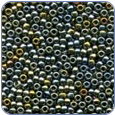 MH03037*Antique Glass Seed Beads -Abalone Antique (SKU: MH03037)