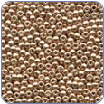 MH03039*Antique Glass Seed Beads -Champagne (SKU: MH03039)