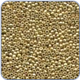 MH40557*Petite Glass Seed Beads - Gold (SKU: MH40557)