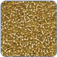MH42011*Petite Glass Seed Beads - Victorian Gold (SKU: MH42011)