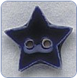 Very Small Blue Star Button (SKU: StarButtonVSmBlue)