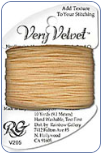 Very Velvet Thread